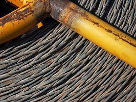 Características Cable de acero tensados