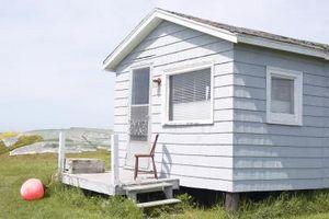 Ideas de decoración para una casa pequeña Costera