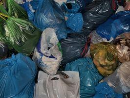 Cómo reciclar Bolsas de basura