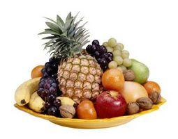 Hace la fruta madurando después se corta?
