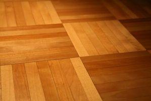 Cómo cuidar a Varathane piso de madera