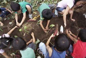 Cómo drenar el suelo pobre Drenaje