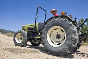 Los mejores tractores para la agricultura