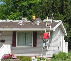Las tejas arquitectónicas vs. Las tejas de asfalto