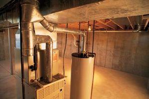 ¿Cómo funciona un calentador de gas sin piloto?