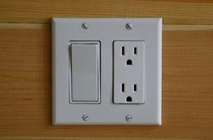 Cómo conectar un interruptor unipolar Iluminado Rocker