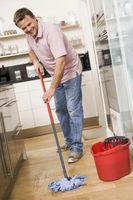 ¿Cuál es el mejor suelo para acabar en una cocina?