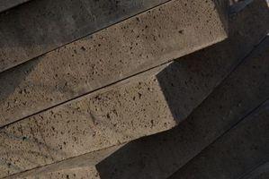 Cómo losas de cemento Acid Stain