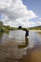 Cómo probar un Bentonita Pond Liner