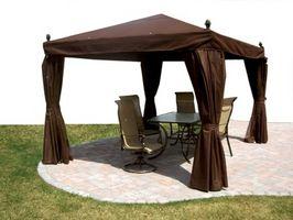¿Qué tipo de patio cubierta proporciona más sombra?