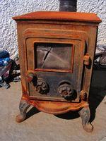 Cómo calentar una casa con madera