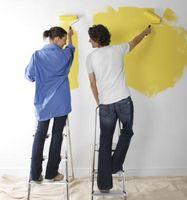 Tinted Primer vs. pintura
