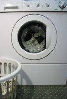 Cómo preparar una lavadora para almacenamiento