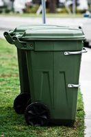 Opciones para la eliminación de residuos