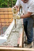 Las diferencias entre el plástico, cemento y mortero
