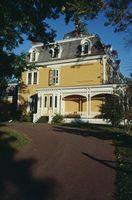 Cómo actualizar casas históricas