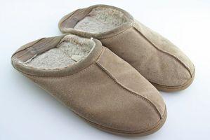 Cómo limpiar zapatillas de cuero?