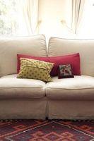 ¿Se puede limpiar un S-Tipo de la tela del sofá?