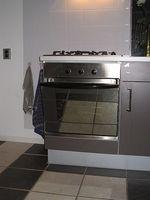La mejor manera de limpiar un horno de la estufa regular