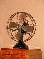 El consumo de energía de los aficionados vs. Acondicionadores de aire