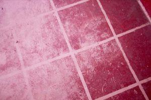El ácido fumárico para limpiar la lechada en el azulejo