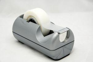 Cómo quitar 3M auto-adhesivo de cinta de doble cara