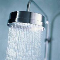 Cómo instalar una ducha sin corte en la pared