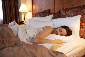 Cómo configurar una cama de espuma de memoria