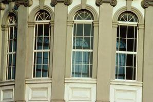 Ideas para la decoración de la ventana del arco
