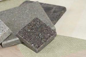 Cómo medir el tablero de granito por pies cuadrados