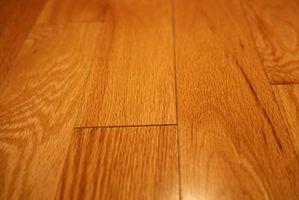 El efecto de las inundaciones en pisos de madera