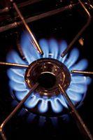 Como prueba de los aparatos de gas