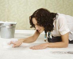 Hoover Steam Vac instrucciones del limpiador de alfombras Legado