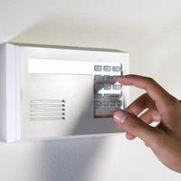 Ayuda sobre el panel de sistema en una alarma Honeywell Home