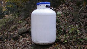 Acerca del tanque de propano de seguridad de almacenamiento
