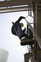 Cómo reparar techos sin escalera de tejado