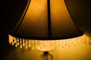 ¿Qué es una pantalla de lámpara Lavadora-Style?