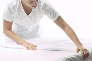 Las fibras son de cama de hojas y tejer la misma cosa?