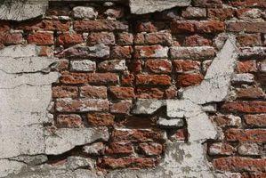 Ayuda para obtener una pared exterior que presenta irregularidad
