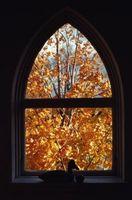 Cómo elegir los tratamientos de ventana para Arco de Windows