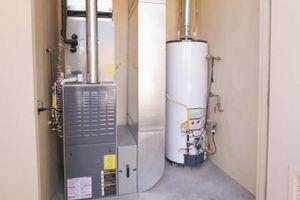 ¿Hay una manera de subir el de temperatura en una unidad central de calor interior?