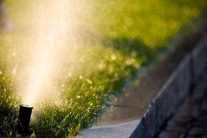 Cómo poner en Administradores de agua