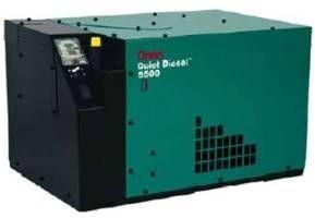 Solucionar problemas de un generador Onan