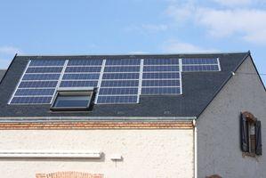 Cómo conectar las baterías para el panel solar