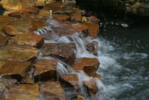 Cómo construir un simple Pequeña Cascada