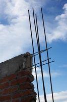 Cómo instalar barras de refuerzo de hormigón