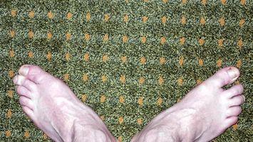 Cómo instalar la alfombra en una plataforma