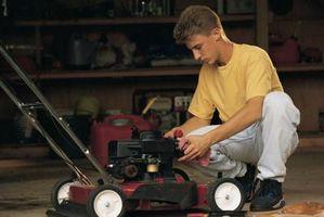 ¿Puede un bajo nivel de aceite es la razón por una cortadora de césped no se inicia?