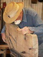 Historia de máquinas de carpintería