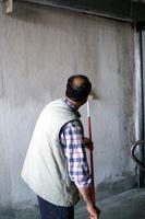 Cómo tratar el moho Negro en una pared